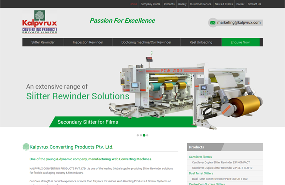 Kalpvrux Converting Products Pvt. Ltd