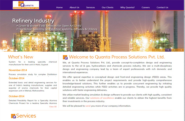 Quanta Process Solutions Pvt Ltd