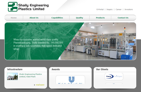 Shaily Engineering Plastics Ltd